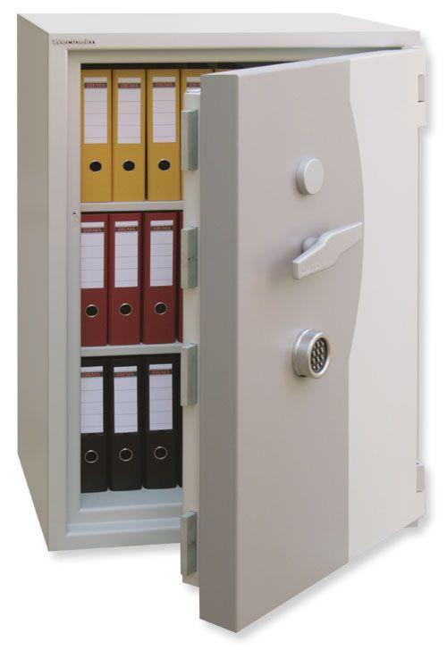Wertheim DWS 1200 nagy biztonságú irodai páncélszekrény passzív zárral
