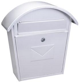 Comsafe –Jesolo íves postaláda kültéri falra vagy kerítésre szerelhető