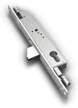 Securemme-2153 cilinderes portálzár