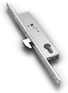 Securemme-2161 cilinderes portálzár