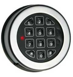 M LOCKS - AL 3020 Alpha billentyűzet elektronikus számzárakhoz