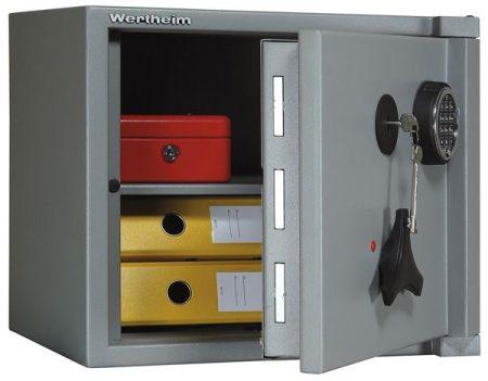 Wertheim – BG 10  prémium páncélszekrény passzív zárral
