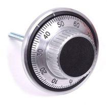 M LOCKS - CS 1790 mechanikus páncélszekrény zár számtárcsa