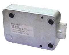 M LOCKS - EM 2520 elektronikus páncélszekrény számzár