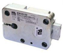 Tecnosicurezza - EM 3520 elektronikus páncélszekrény számzár