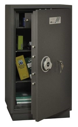 SAFEtronics EURON 2130 ME elektronikus számzárral