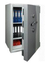 Wertheim  EWS - KB 1600  nagy biztonságú páncélszekrény passzív zárral