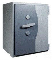 Wertheim  EWS - KB 850  nagy biztonságú páncélszekrény passzív zárral