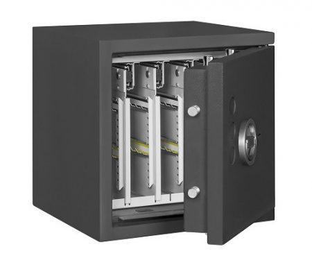 Format STL - 0-128 kulcstároló páncélszekrény