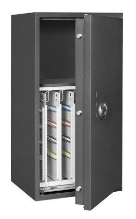 Format STL - 0-980 kulcstároló páncélszekrény