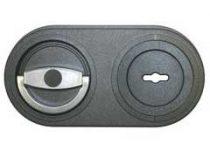 M-Locks KL 1040 EuroLine alaplap és kilincs