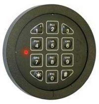 M LOCKS - ST 4010 EuroLine billentyűzet elektronikus számzárakhoz
