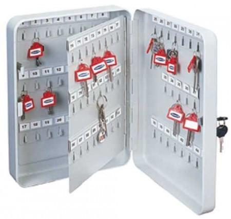 Comsafe  - TS 93  kulcskazetta számozott akasztókkal