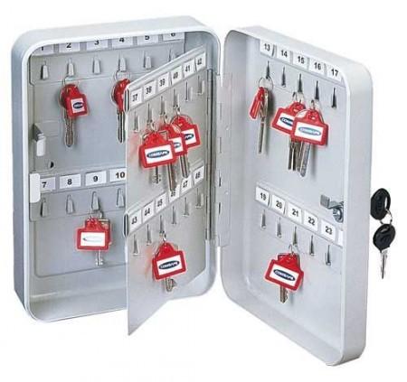 Comsafe  - TS 48  kulcskazetta számozott akasztókkal
