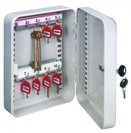Comsafe - SK 10  kulcskazetta állítható akasztókkal