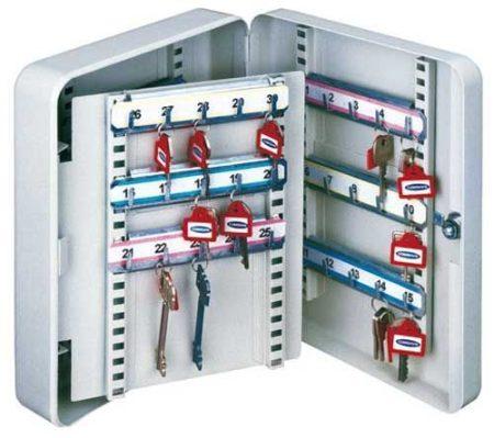 Comsafe - SK 40  kulcskazetta állítható akasztókkal