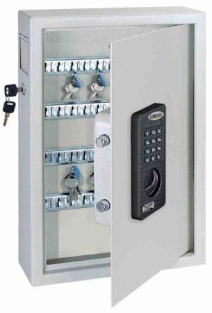 Comsafe - Keytronic 48  elektronikus számzáras kulcsszekrény