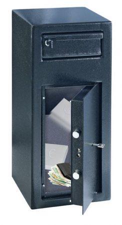 Comsafe – Cashmatic1 pénz-bedobófiókos széf