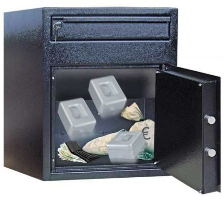 Comsafe – Cashmatic2 pénz-bedobófiókos széf