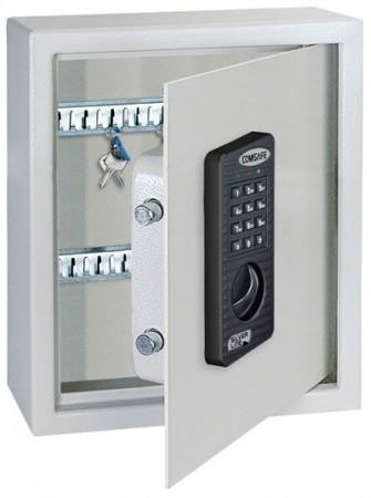 Comsafe - Keytronic 20  elektronikus számzáras kulcsszekrény