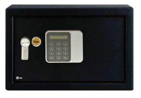 Y200 LCD Kicsi széf elektronikus számzárral