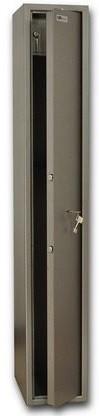 SAFEtronics - ZSL 3 M    szimplafalú fegyverszekrény kulcsos zárral