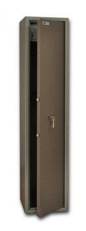 SAFEtronics - ZSL 5 M    szimplafalú fegyverszekrény kétféle zártípussal