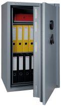 Wertheim – CP 15  nagybiztonságú  tűzálló páncélszekrény passzív zárral