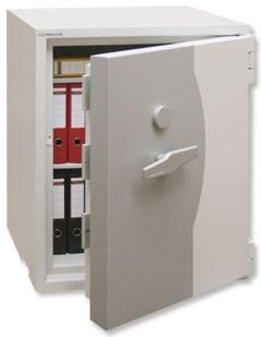 Wertheim – CWS 1000  nagy biztonságú irodai páncélszekrény passzív zárral
