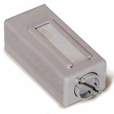 PRS – Műanyag gyurmazáras kulcsdoboz